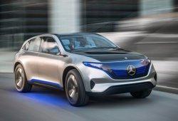 Mercedes EQ: se confirma la producción del nuevo compacto eléctrico en 2019