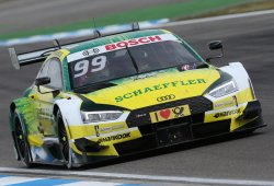 Rockenfeller lidera la primera práctica del DTM en Lausitz