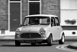 El caro Mini Remastered de David Brown Automotive ha resultado ser todo un éxito