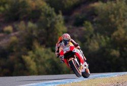 Dani Pedrosa consigue la pole del GP de España en Jerez