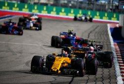 Hülkenberg, satisfecho con la mejora del ritmo de carrera del Renault