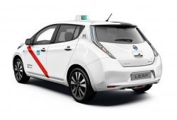 Gama Nissan eléctrica: los eléctricos preferidos por los taxistas de todo el mundo