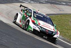 Norbert Michelisz lidera el FP1 del WTCC en Nordschleife