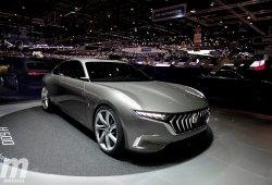 Pininfarina firma un acuerdo con Iran Khodro para crear una nueva plataforma