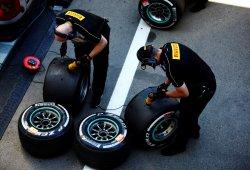 Pirelli reconoce que los neumáticos son demasiado duros