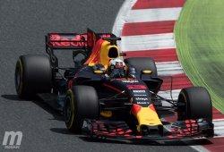 El podio de Ricciardo no oculta las carencias de Red Bull