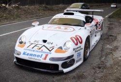 Porsche 911 GT1: toda una bestia de competición homologada para circular legalmente