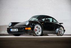 Porsche 911 Turbo S Leichtbau: nueva unidad de la versión Lightweight a la venta