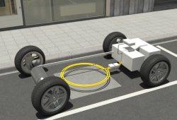 ¿Es viable recargar coches eléctricos en marcha?
