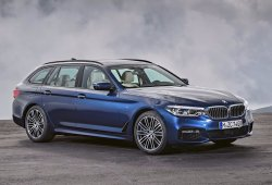 BMW Serie 5 Touring 2017: la opción más práctica y familiar ya tiene precios