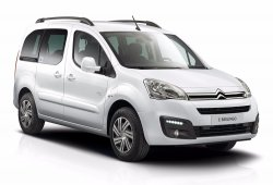 Citroën E-Berlingo Multispace 2017: precios y gama en España