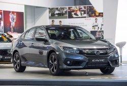 Honda Civic Sedán 2017: el cuatro puertas ya tiene precios en España