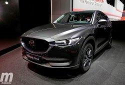 Mazda CX-5 2017: precios y gama de la nueva generación del SUV japonés