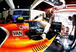 McLaren, ante la mejor oportunidad de puntuar
