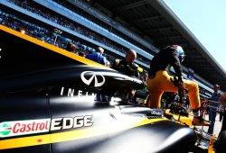 Renault sigue buscando mejorar su ritmo de carrera con más novedades