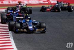 Primeros puntos de Sauber pese a la infracción intencionada de Wehrlein