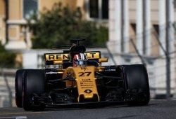 Los problemas no dejan progresar a Renault en Mónaco