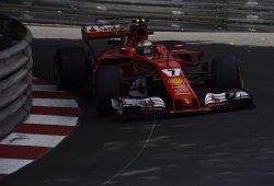 Räikkönen hace la pole 128 GP's después