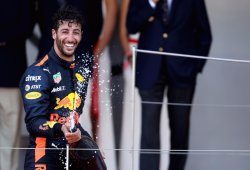 """Daniel Ricciardo: """"Tras el toque contra el muro, vi mi carrera acabada"""""""