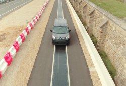 Renault abre una pista de pruebas de recarga inalámbrica en movimiento