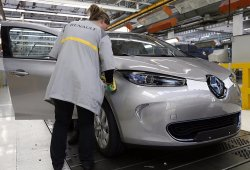 Renault obligada a paralizar la producción en varias fábricas por el ciberataque