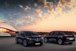 Renault Scénic 2017: así luce el monovolumen con el acabado Initiale Paris