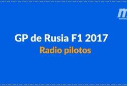 [Vídeo] Resumen del GP de Rusia 2017: las conversaciones de radio