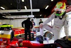 Roberto Merhi disputará la ronda de F2 en Barcelona