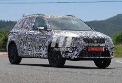 SEAT Arona 2018: cazado otra vez el nuevo crossover urbano español