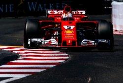 Sebastian Vettel es más líder del mundial
