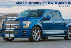 Shelby F-150 Super Snake 2017: 760 CV para el F-150 de edición limitada más radical