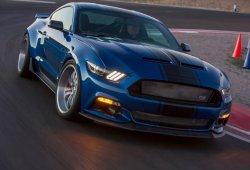 Shelby Mustang Super Snake Widebody Concept: 760 CV para el Mustang más ancho y radical