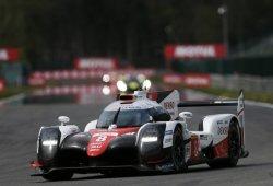 Brillante doblete de Toyota en las 6 Horas de Spa