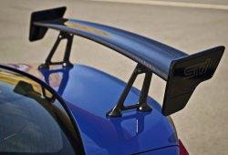 Subaru BRZ STI 2018: anticipo y fecha de presentación de la esperada versión