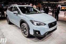 Subaru prioriza la movilidad eléctrica y busca lanzar un híbrido enchufable en 2018