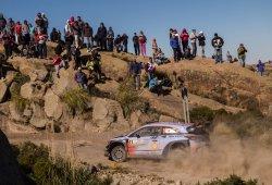 Neuville se mete en la pelea por el WRC en Argentina
