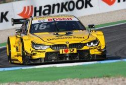 Timo Glock se lleva la segunda pole del DTM en Hockenheim