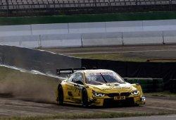 Timo Scheider se lleva el BMW M4 DTM a hacer rallycross