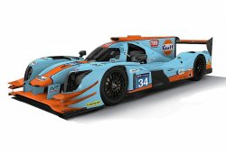 Tockwith Motorsport usará los colores de Gulf Racing
