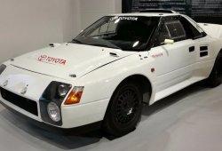 Toyota MR2 222D Group S: el brutal y desconocido deportivo que no dejaron competir