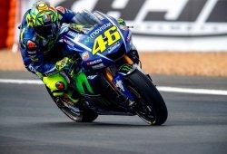 Valentino Rossi, hospitalizado por un accidente de motocross