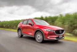 Australia - Abril 2017: El Mazda CX-5 llega al Top 5