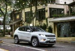 Brasil - Abril 2017: Jeep Compass y Fiat Mobi, por primera vez en el Top 10