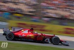 """Vettel: """"Hemos hecho todo lo posible por ganar"""""""