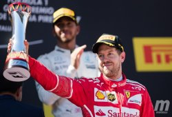 """Vettel: """"Por primera vez, no sé qué haré el próximo año"""""""