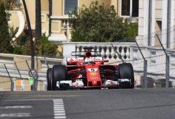 Vettel responde y asusta