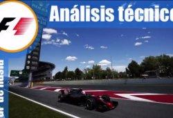 [Vídeo] Análisis técnico del GP de España