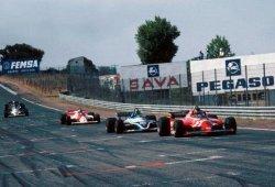 [Vídeo] GP España 1981: Villeneuve, la estrella en la despedida del Jarama