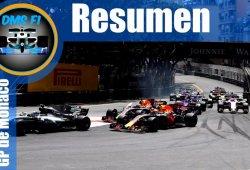 [Vídeo] Resumen del GP de Mónaco F1 2017