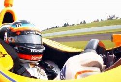 [Vídeo] Vuelta on board de Fernando Alonso en la clasificación